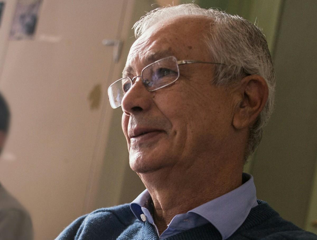 Eustaquio Villalba, portavoz de la Asociación Tinerfeña de Amigos de la Naturaleza (ATAN) / A.G.