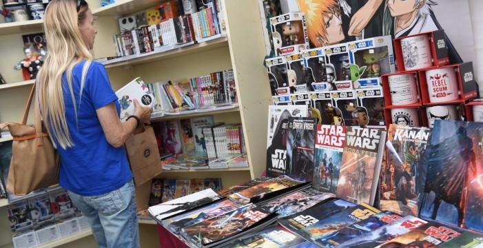La Feria del Libro se instala en La Laguna