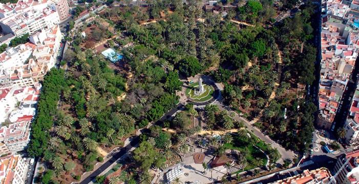 90 años del 'Central Park' de Santa Cruz