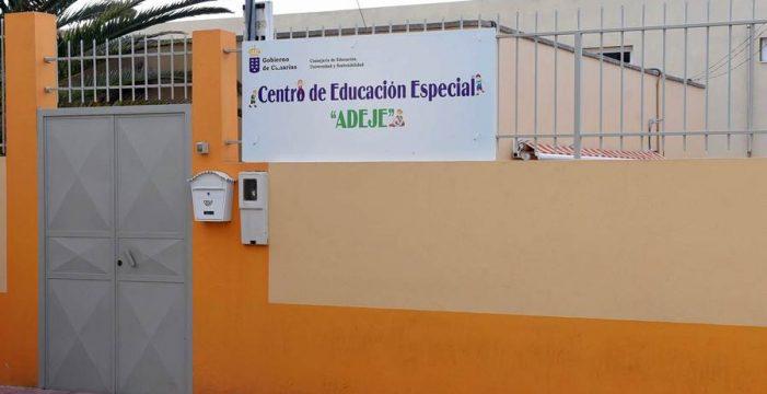 Arona también se ofrece para el nuevo centro de Educación Especial que sustituya al 'barracón'