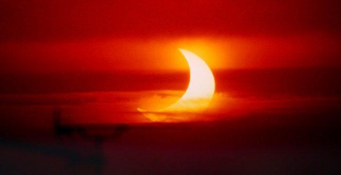 2019 dejará cinco eclipses: dos de Luna visibles desde España y tres de Sol