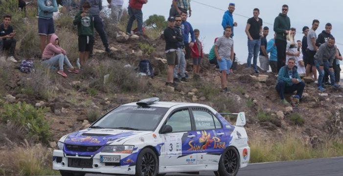 El XVI Rally Sprint de Atogo centra hoy la atención de la afición tinerfeña