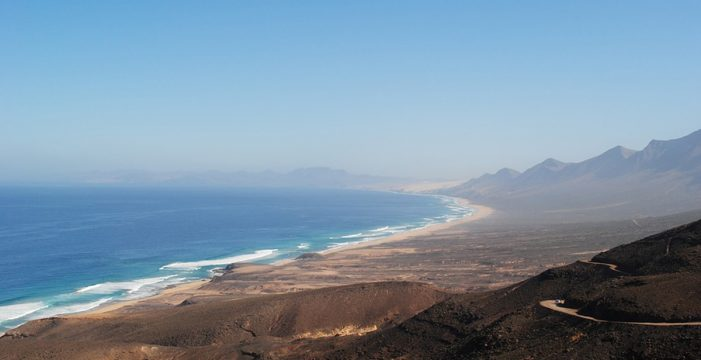 Fuerteventura: próspera tierra seca
