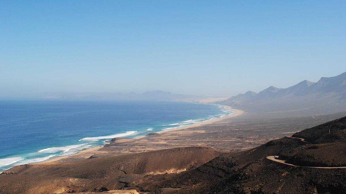 Playa de Cofete, Fuerteventura. PIXABAY