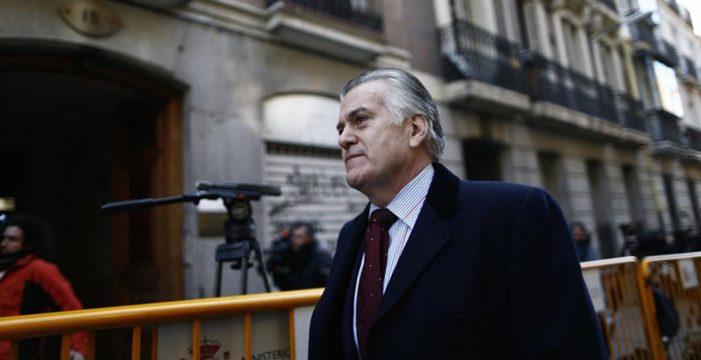La AN condena a 52 años de cárcel a Correa; 33 a Bárcenas y multa de 245.000 euros euros al PP