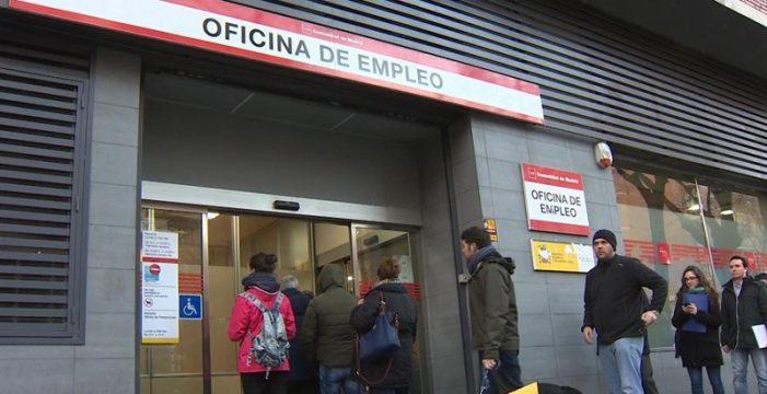 El paro sube en Canarias en 45.900 personas en el último año