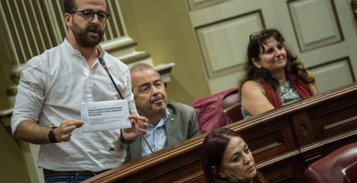 """Los afiliados de Podemos dan margen a sus diputados para una reforma electoral """"de mínimos"""""""