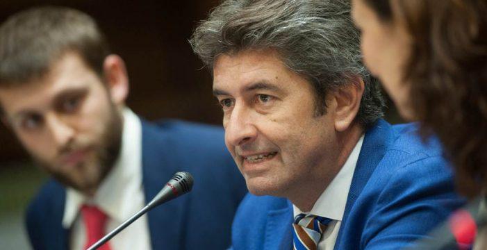"""""""Vemos posible que haya un acuerdo parlamentario para la reforma electoral en breve plazo de tiempo"""""""