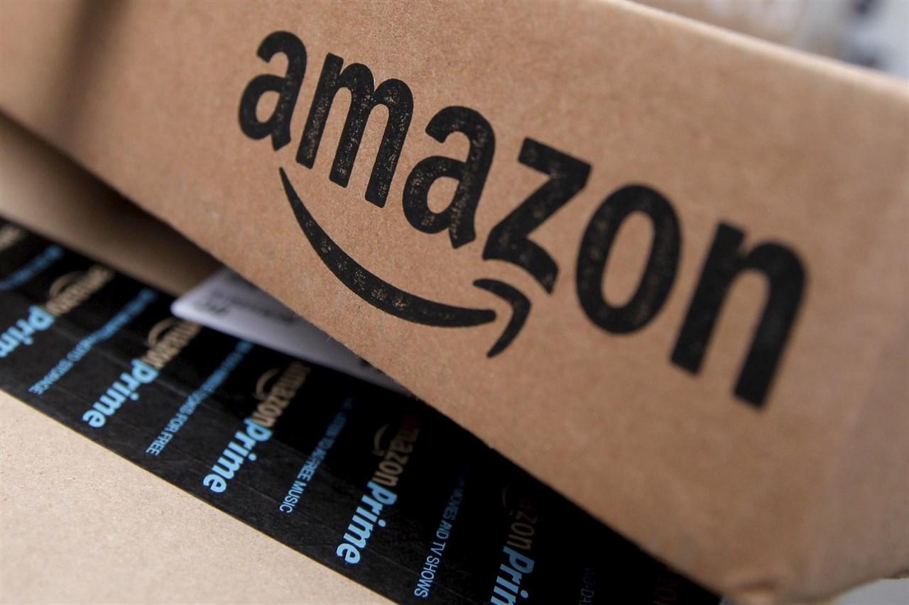 Cajas de Amazon. / EP