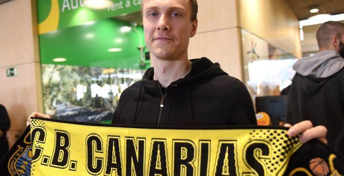 Tobias Borg vuelve al Lenovo Tenerife