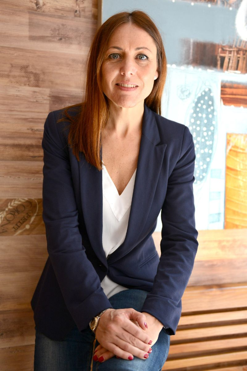 Cristina Tavío. / DA