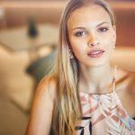 Violetta Tyurkina tiene 19 años, es rusa, residente en Adeje y candidata a Miss Universo 2018   Foto: Andrés Gutiérrez