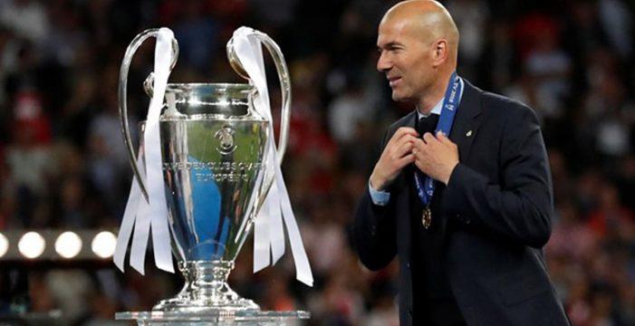 El Real Madrid confirma que Zidane no seguirá como entrenador