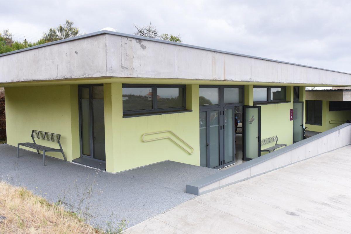 Instalaciones del Centro de Atención Diurna Especializado de Daño Cerebral Adquirido, en el complejo Acamán. S. Méndez