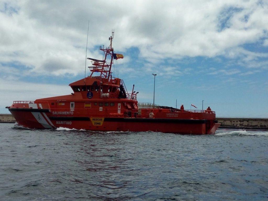 Guardamar Talía de Salvamento Marítimo