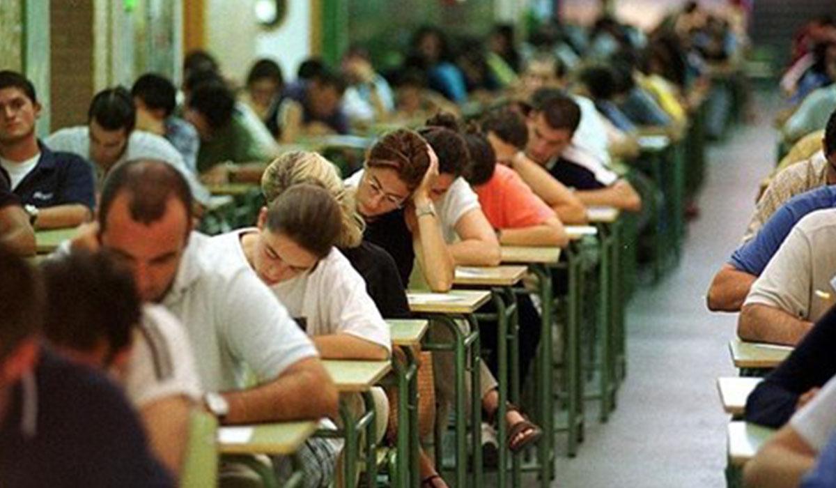 Convocatoria de oposiciones de Educación. DA