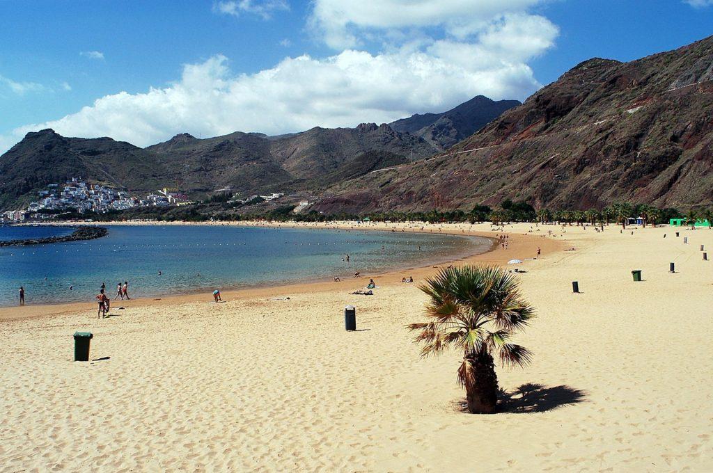 Playa de Las Teresitas. / EP