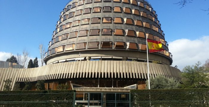 El PSOE y el PP pactan la renovación del TC, el Tribunal de Cuentas y el Defensor del Pueblo