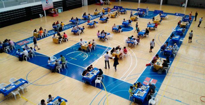 Las estrellas ya juegan al ajedrez en La Palma