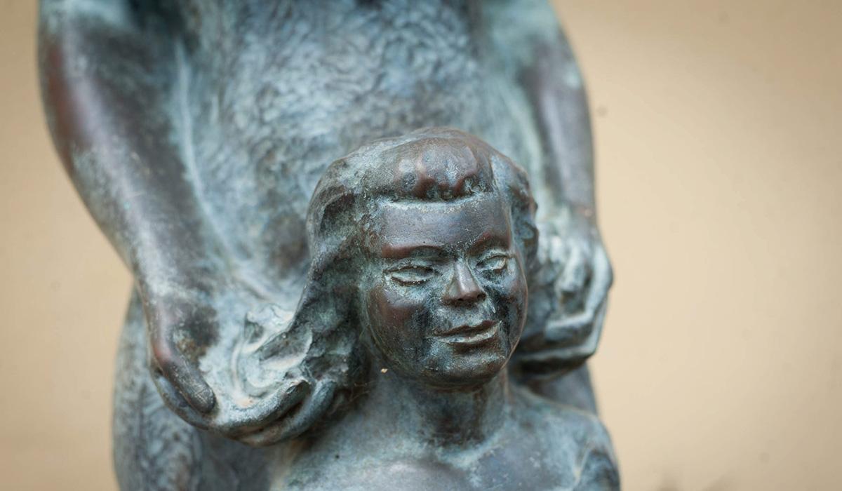 Eladio de la Cruz, escultor