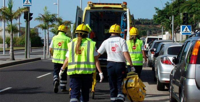 Fallece una mujer ahogada tras ser arrastrada por una ola en Fuerteventura