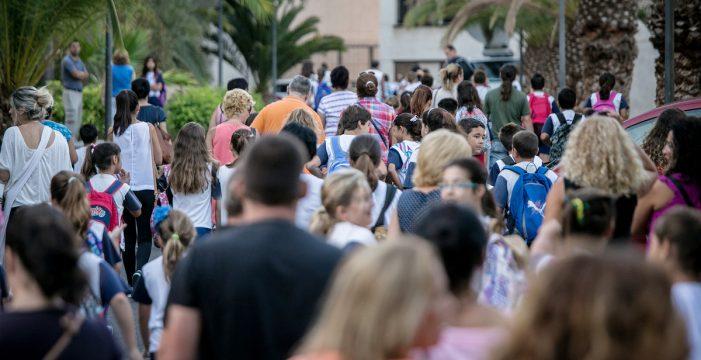La Concejalía de Educación de La Laguna dará subvenciones para el servicio de acogida temprana