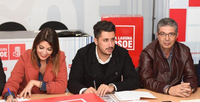 Luis Yeray Gutiérrez se perfila como el candidato del PSOE en La Laguna