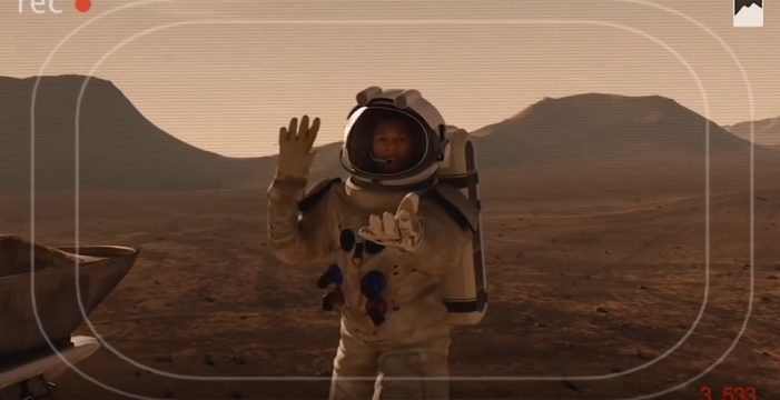 Viajar a Marte reducirá 2,5 años la esperanza de vida de un astronauta