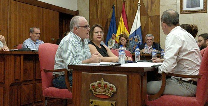 El actual Cabildo no ejecutará la cuentas por el retraso en los presupuestos