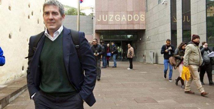 Un posible recurso de Clavijo no paraliza el retorno del caso Grúas a La Laguna