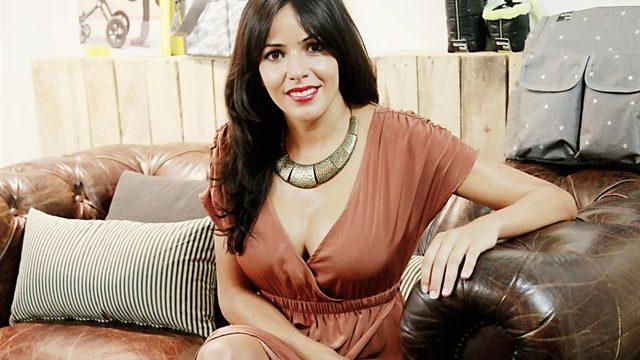 La cantante canaria Raquel del Rosario salva a su hijo del ataque de un puma