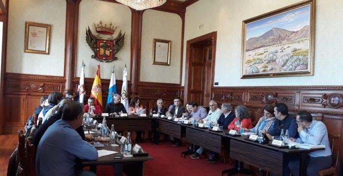 CC aprueba el presupuesto de 2019 solo con el apoyo del PP en La Orotava