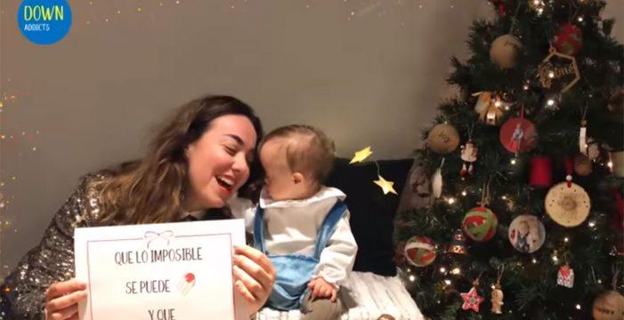 El vídeo de estos padres de niños con síndrome de Down te sacará una sonrisa
