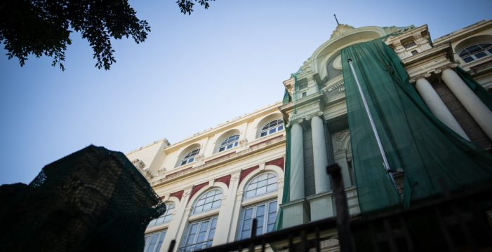 Infraestructuras de Santa Cruz propone demoler la remonta del edificio Villasegura
