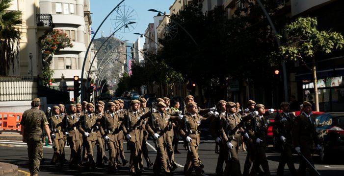 Canarias: más militarizada que nunca