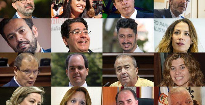 Así está la 'quiniela' electoral canaria del 26-M