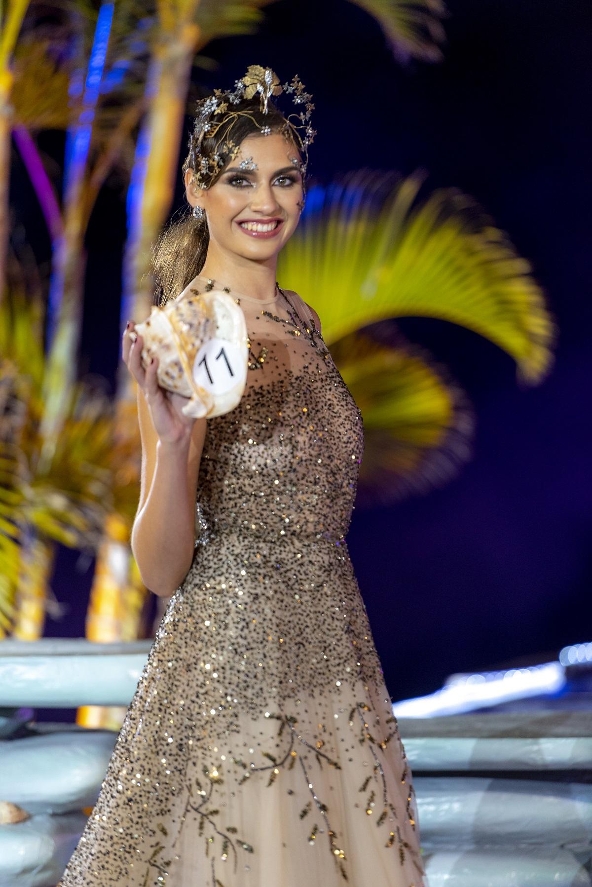 Ariadna Fregel, candidata a Reina del Carnaval por DIARIO DE AVISOS, ChinaTown y Partilandia / Foto: I Love The World