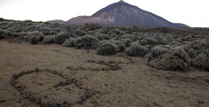 Las huellas incívicas en los parajes naturales de Tenerife