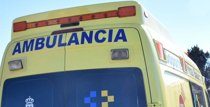 Una menor resulta herida al ser atropellada en Santa Cruz