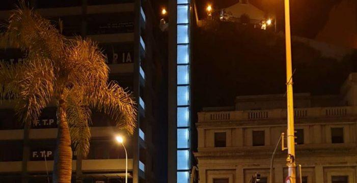 El ascensor urbano de Santa Cruz estará operativo en Semana Santa