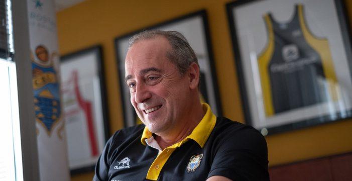 Txus Vidorreta seguirá en el Iberostar Tenerife hasta 2023