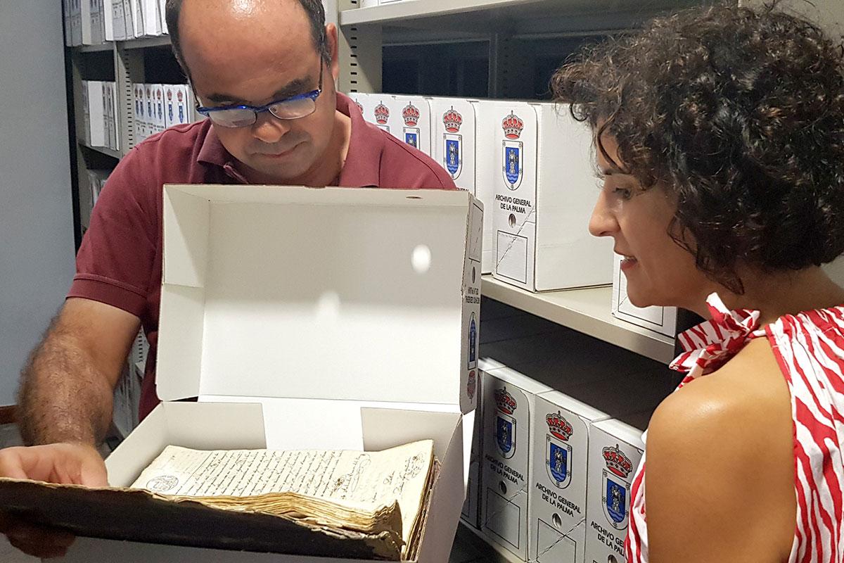 Archivo General de La Palma
