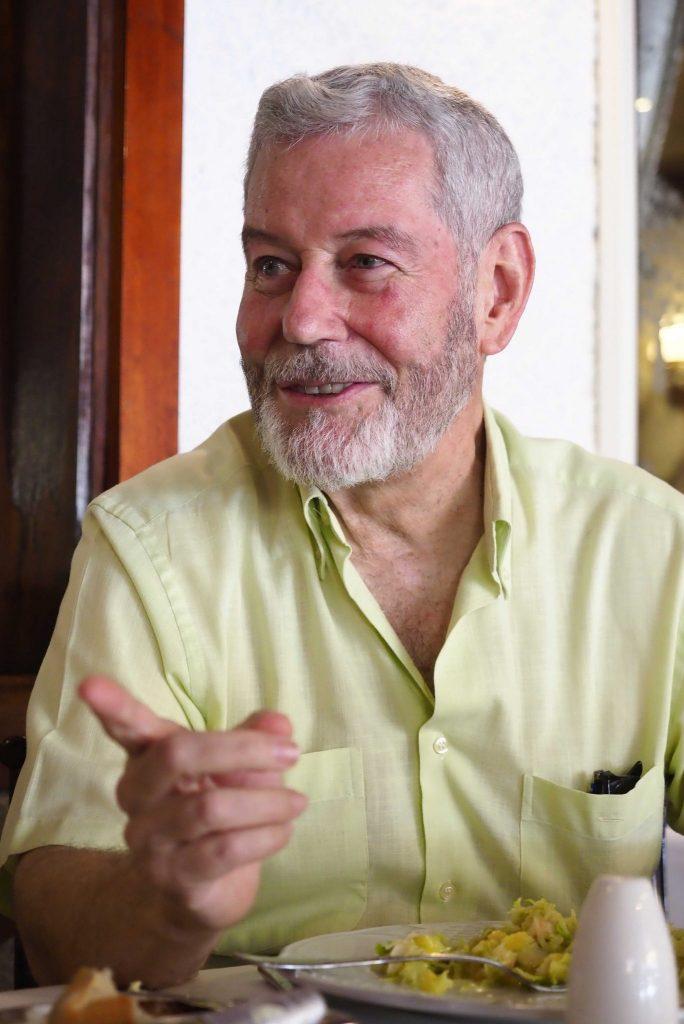 Francisco García Talavera  SERGIO MÉNDEZ