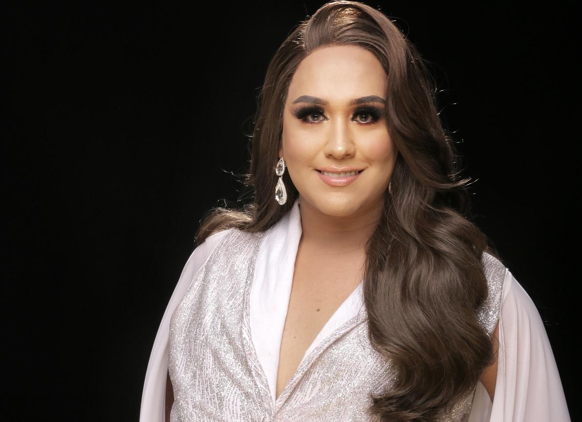 Ella es Koryn Villanueva, representante de México XL Internacional