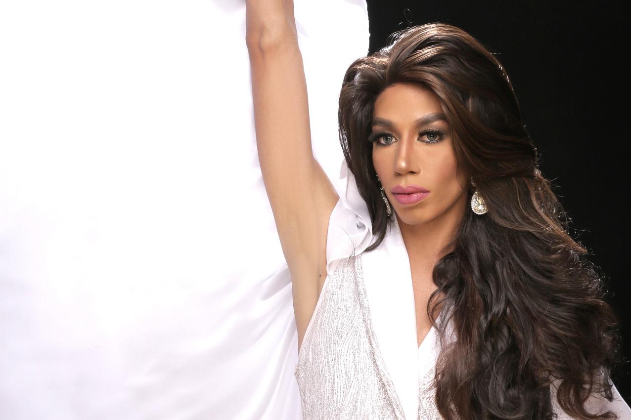 Esta es Karla Beltrán, representante de Colombia Internacional