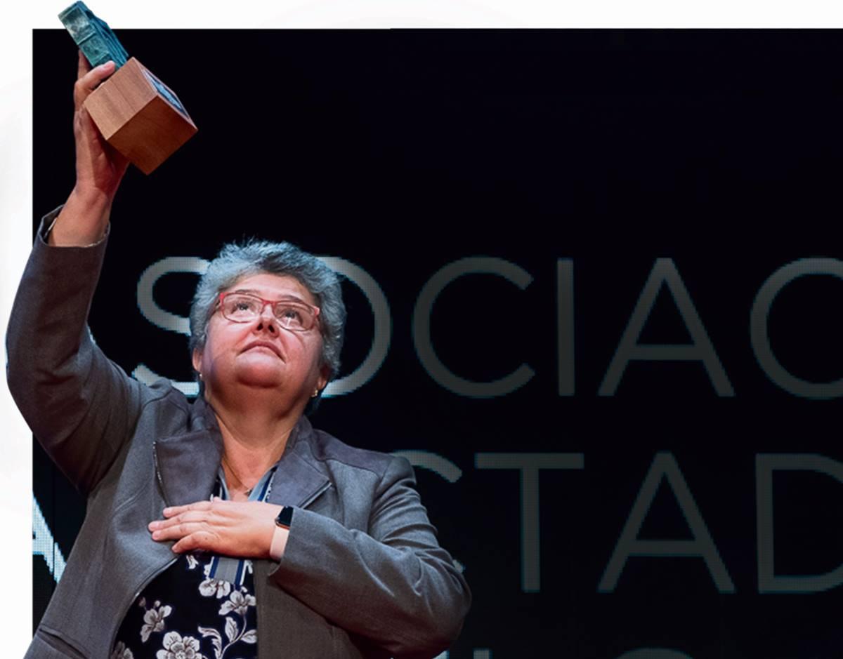 Premios Taburiente 2019. Fran Pallero / Sergio Méndez
