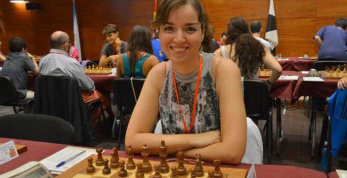 La canaria Sabrina Vega gana por sexta vez el Campeonato de España de Ajedrez