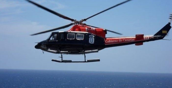 Cae desde 15 metros mientras escalaba en Tenerife