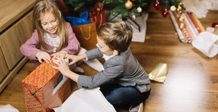 Guía para regalar a tus hijos en Navidad