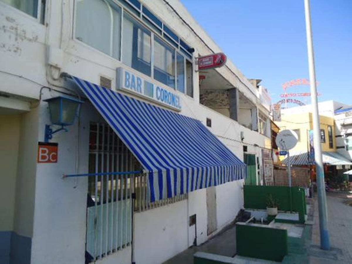 Centro comercial Magaly, en Los Cristianos (Arona). DA